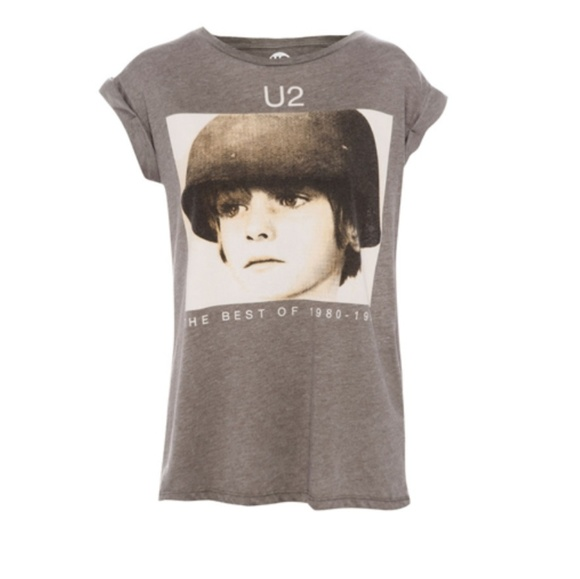 Urban Outfitters Tops - U2 band tshirt